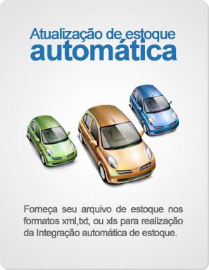 BS Dealer Web: Atualização de estoque automática. Ligue (11) 2823-6823